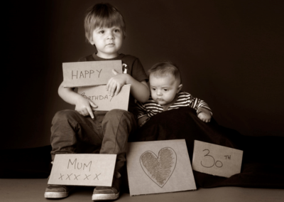 Family Portrait Photography Dorset birthday