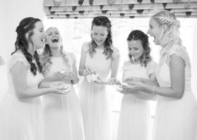 Girls - Wedding by Seven Springs Studios