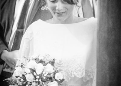 Bridal Moment - Wedding by Seven Springs Studios