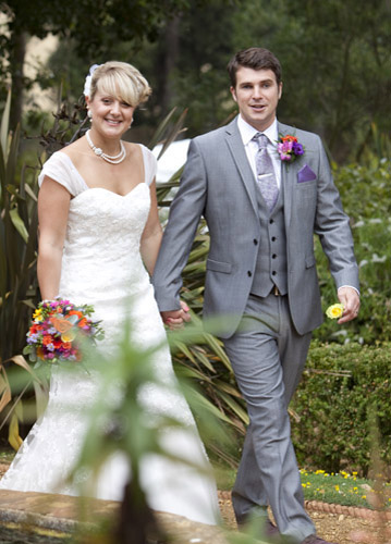 Married Now - Wedding by Seven Springs Studios