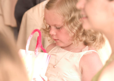 Child - wedding photography by Seven Springs Studios