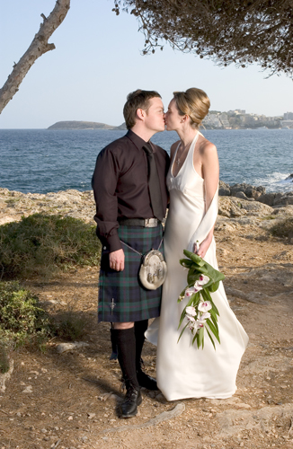 Spain - wedding photography in Dorset by Seven Springs Studios
