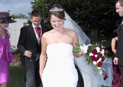 Garden Party - wedding photography in Dorset by Seven Springs Studios