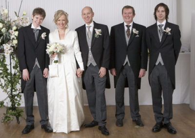 Formal - wedding photography in Dorset by Seven Springs Studios