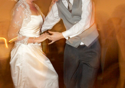 Dancing wedding photography in Dorset by Seven Springs Studios