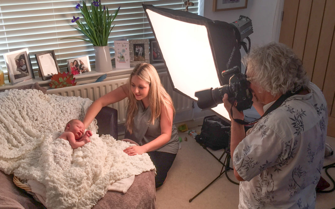 New Born Baby shoot in your home
