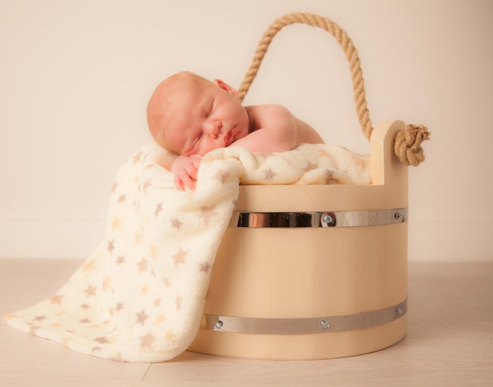 Baby Studio Shoot
