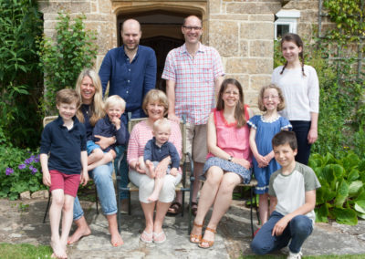 Family Portrait Location Photography in Dorset and Somerset0