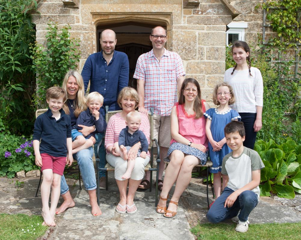 Family Location Shoot