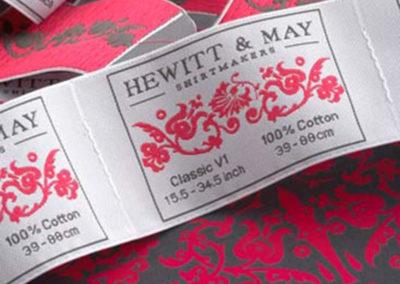 Hewitt & May Branding