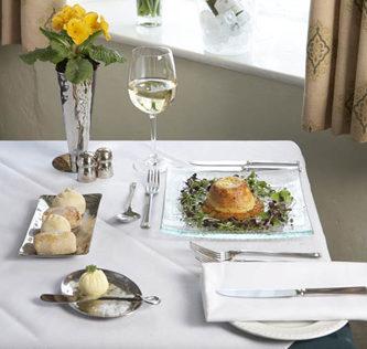 Restaurant Dinner Table