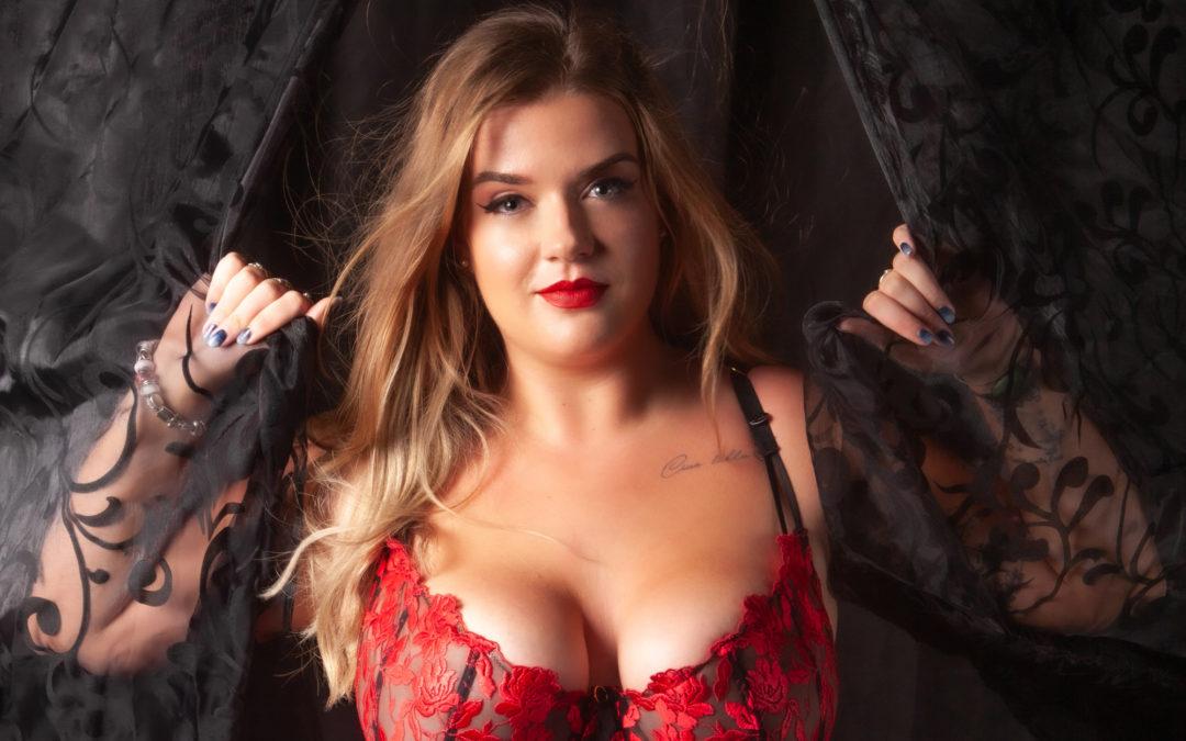 Emilys Boudoir Shoot