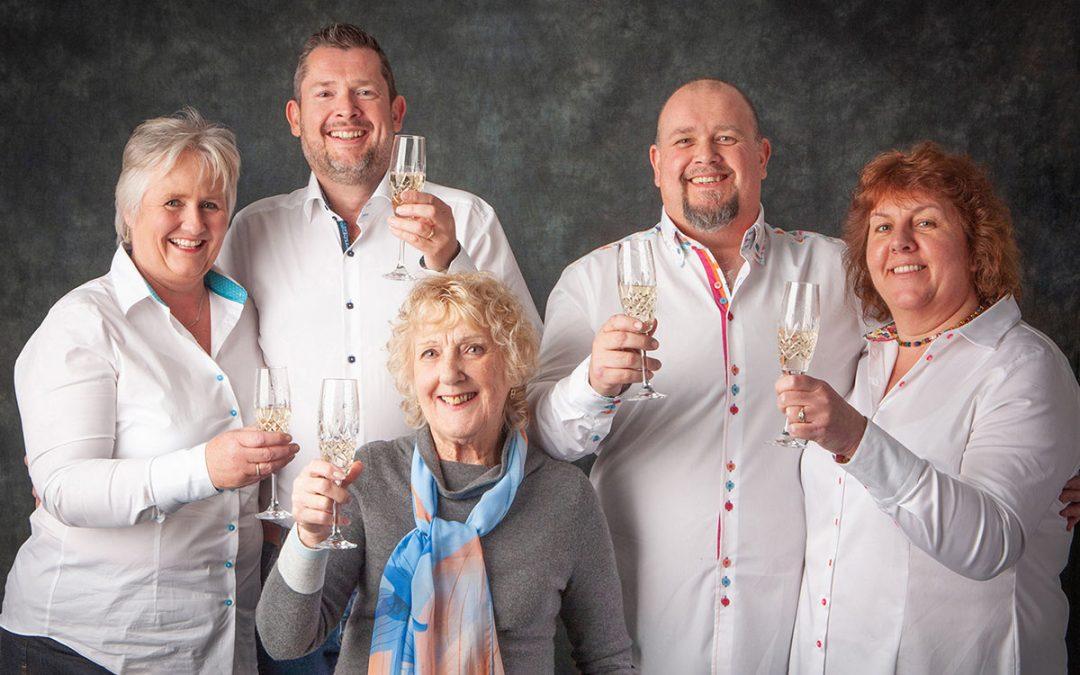 Mums 80th Birthday Celebration